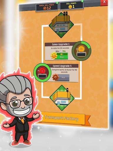 Idle Factory Tycoon 1.34.1 screenshots 11