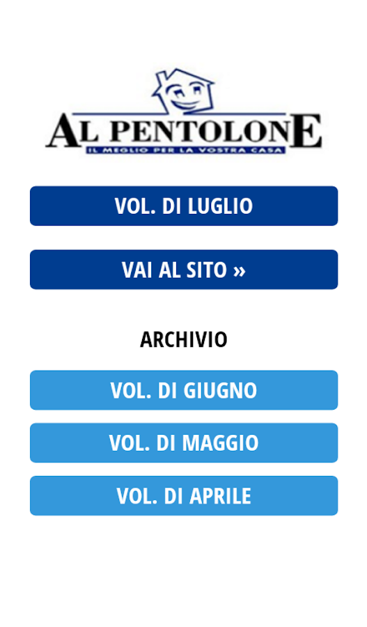 Al Pentolone- screenshot