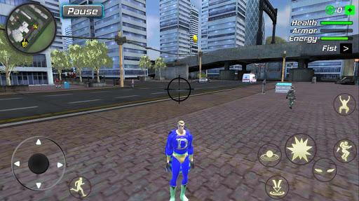 Dollar hero : Grand Vegas Police apktreat screenshots 2