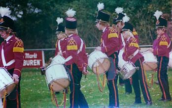 Photo: Drumband 1976