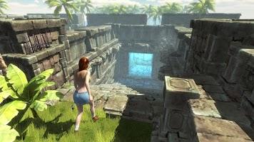 Screenshot of Adventure Tombs Of Eden