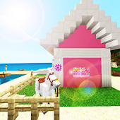 Pink Mansion Minecraft Game for Girls Mod