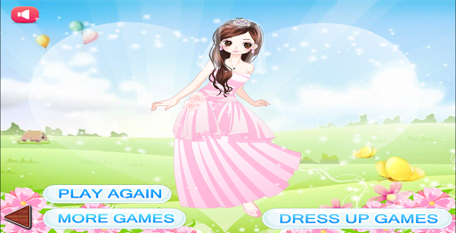 dressup game and makeove