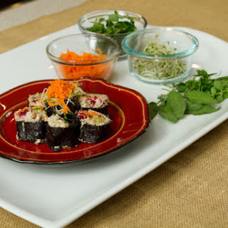 Nori Roll Recipe