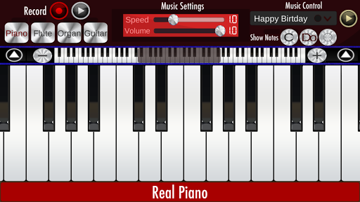 Real Piano  screenshots 7