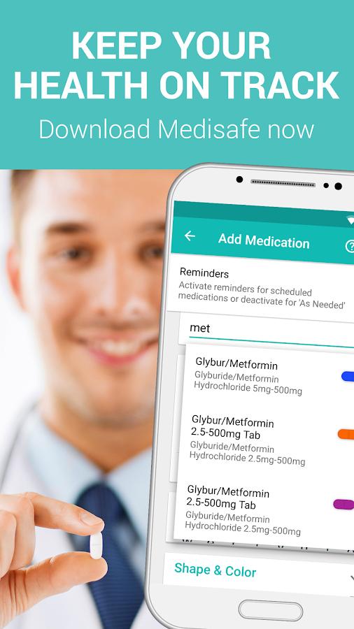 MediSafe Meds & Pill Reminder- screenshot