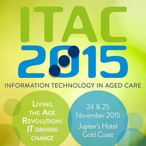 IT in Aged Care 2015 商業 App LOGO-硬是要APP