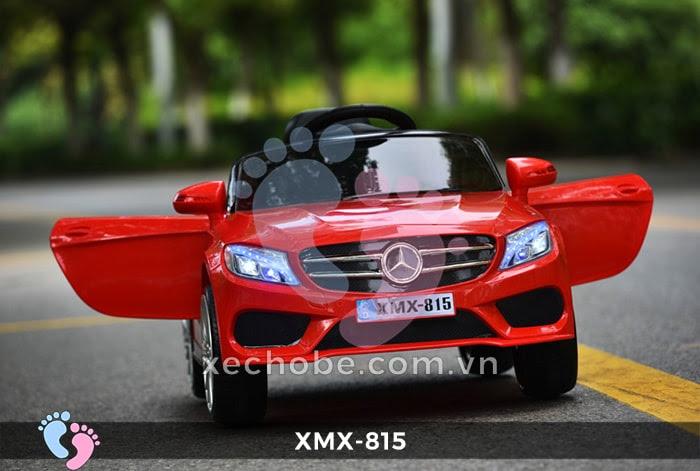 Xe hơi điện trẻ em XMX-815 đỏ
