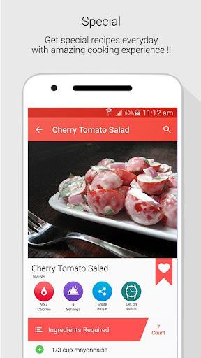 Healthy Recipes  screenshots 1