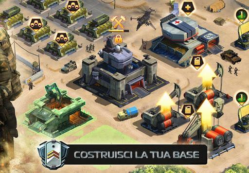 Soldiers Inc: Mobile Warfare  άμαξα προς μίσθωση screenshots 2