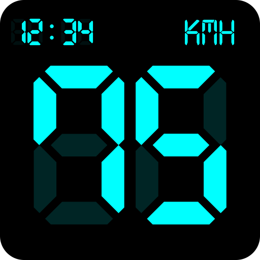Digital GPS Speedometer Offline