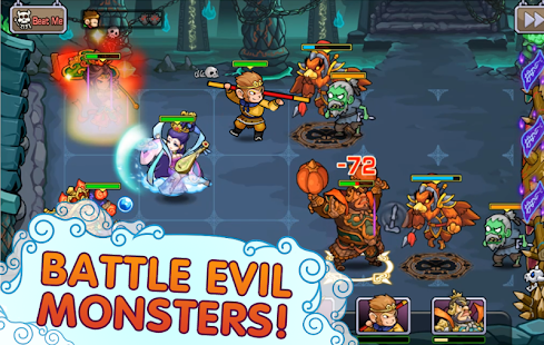 Secret Kingdom Defenders: Heroes vs. Monsters Screenshot