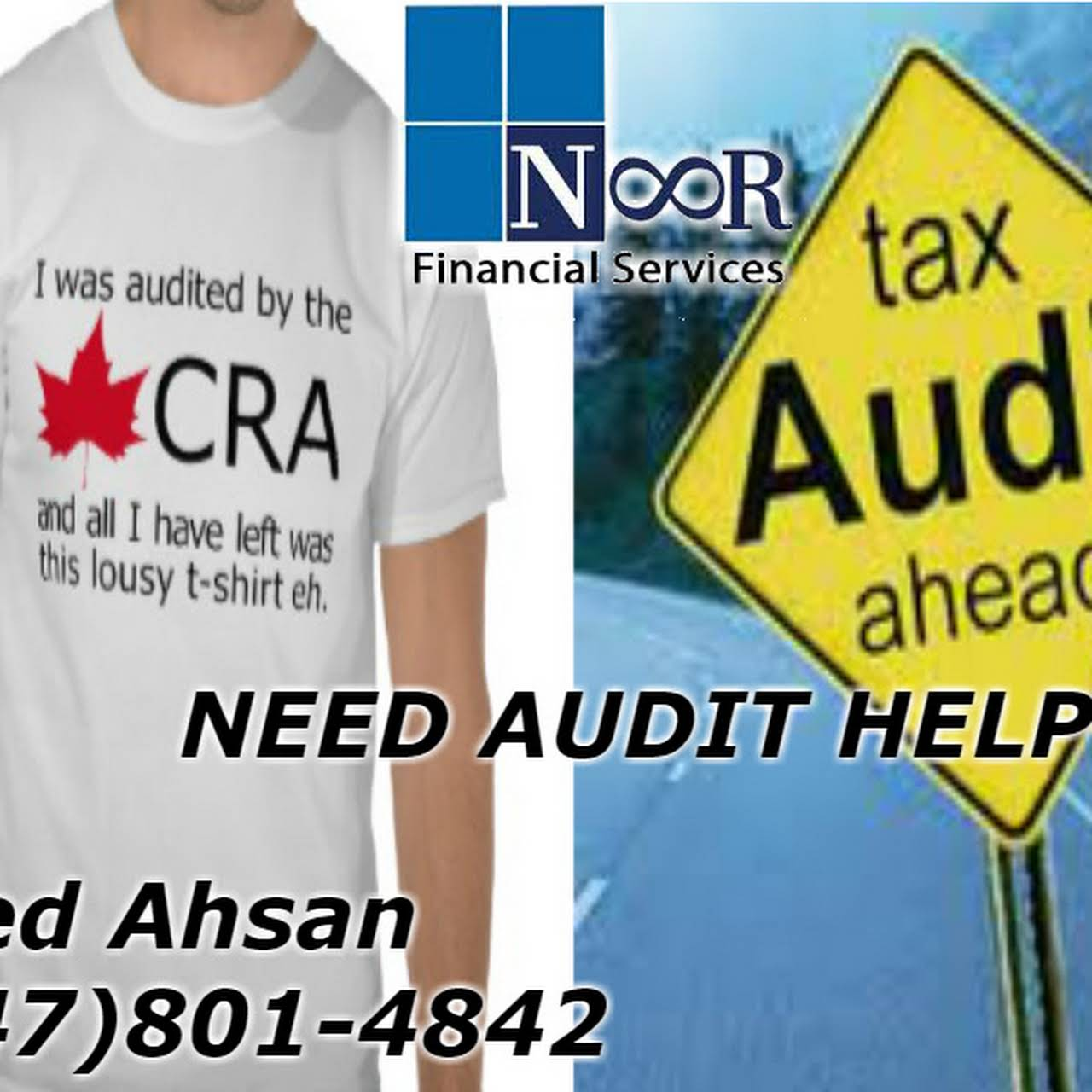 NOOR ACCOUNTING & TAX SERVICES - Accountant in Mississauga