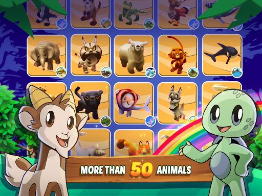 Zoo Evolution: Animal Saga 2.1.0 screenshots 11
