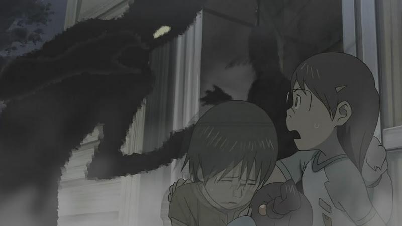 Dennou Coil episode 20: Null Illegals attack Yasako
