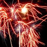Fireworks in Walla Walla, WA