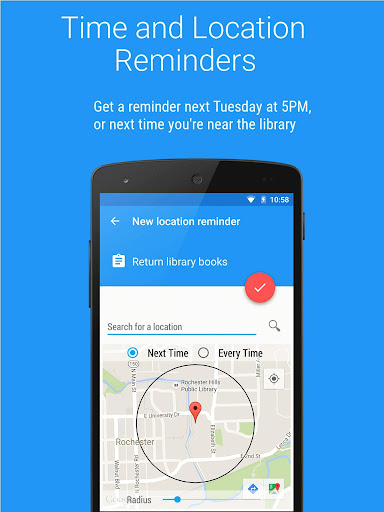 how to add reminder to google task