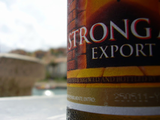 Strong  Fresh Strong Ale di Hideo
