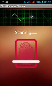 Blood Pressure Checker Prank screenshot 13