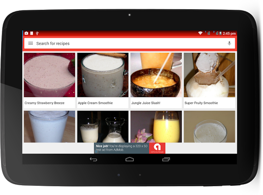 Juice Recipes for Android apk 11