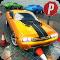 Multi Storey Parking Car Drive 2019 icon