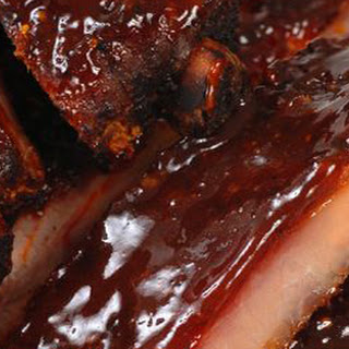 Easy Slow Cooker Baby Back Ribs.