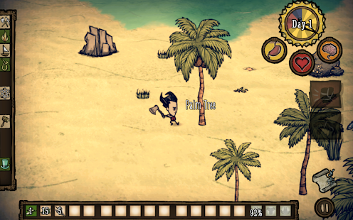 Don't Starve: Shipwrecked Screenshot