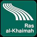 Mapa de Ras Al Khaimah offline