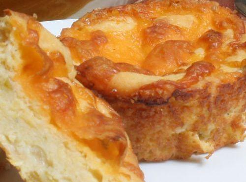 Sweet Onion Corn Muffins Recipe