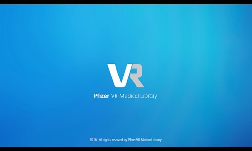 Pfizer VR Medical Library- screenshot thumbnail