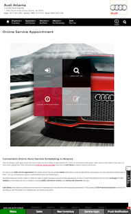 Audi Atlanta- screenshot thumbnail
