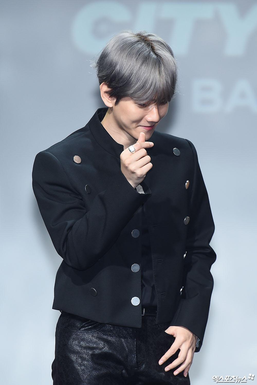 exo baekhyun heart