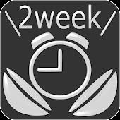コンタクト交換通知Pro-2weekレンズ専用交換タイマー