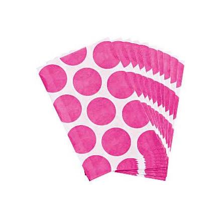 Godispåsar - rosa prickar