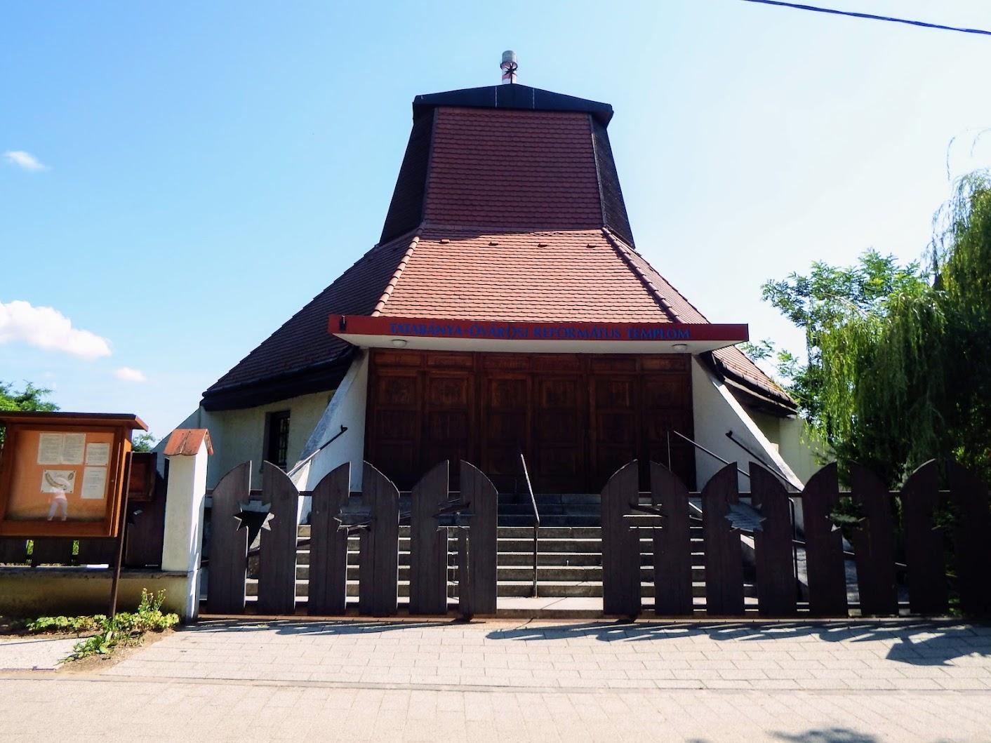 Tatabánya - Óvárosi Hálaadás református bányásztemplom