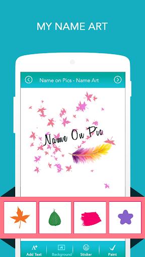 Name on Pics - Name Art 6.0 Screenshots 4