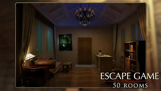 Escape Game: 50 rooms 1 Mod Apk (Unlimited Hints) 1