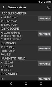 Phone Tester (hardware info) v2.0.17 [Premium] APK 2