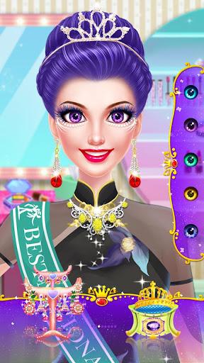 Top Model Salon - Beauty Contest Makeover  screenshots 6