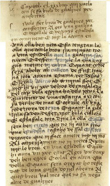 """""""El Llibre de Sent Soví"""". Cena medieval de la Falla Doctor Olóriz"""