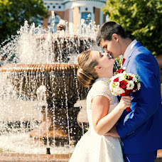 Wedding photographer Nadezhda Serkova (NadezhdaP). Photo of 13.10.2016