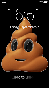Animoji Lock Screen for Phone X - náhled