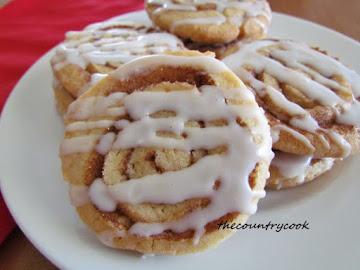 Cinnamon Roll Cookies Recipe