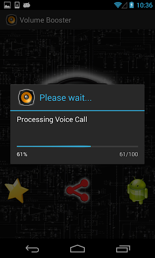 Volume Booster Max 1.20 screenshots 2