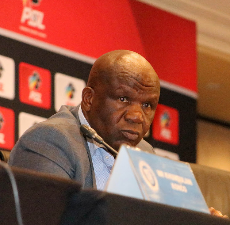 Black Leopards chairman and owner David Thidiela could find himself deep in hot water with the Premier Soccer League.