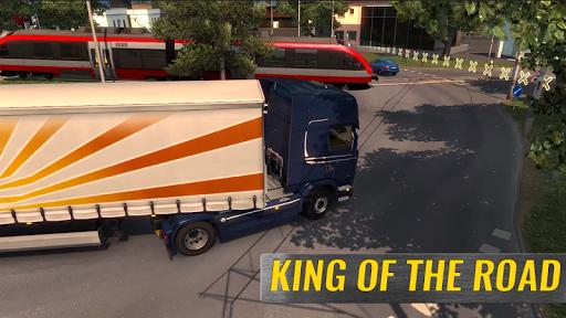Eurasia Truck Simulator Drive 2 1.4 screenshots 1