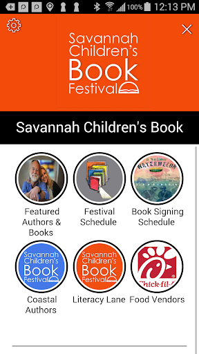 玩免費遊戲APP|下載Savannah Children's Book Fest app不用錢|硬是要APP