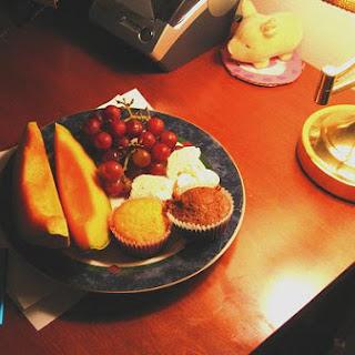 Grape Muffins.