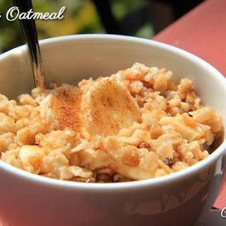Simply Oatmeal.