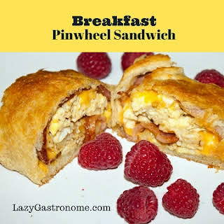 Breakfast Pinwheels Recipes.